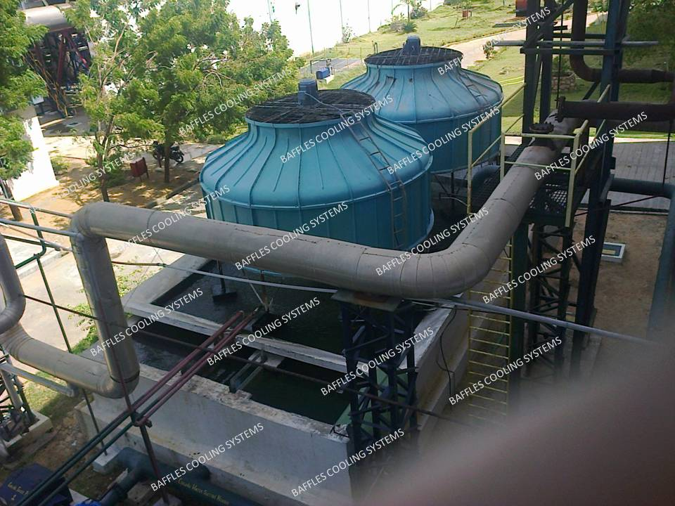 1000 tr cooling tower manufacturer india