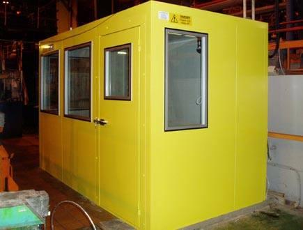 Acoustic Enclosure Machine