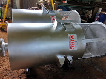 Blow off Silencer1