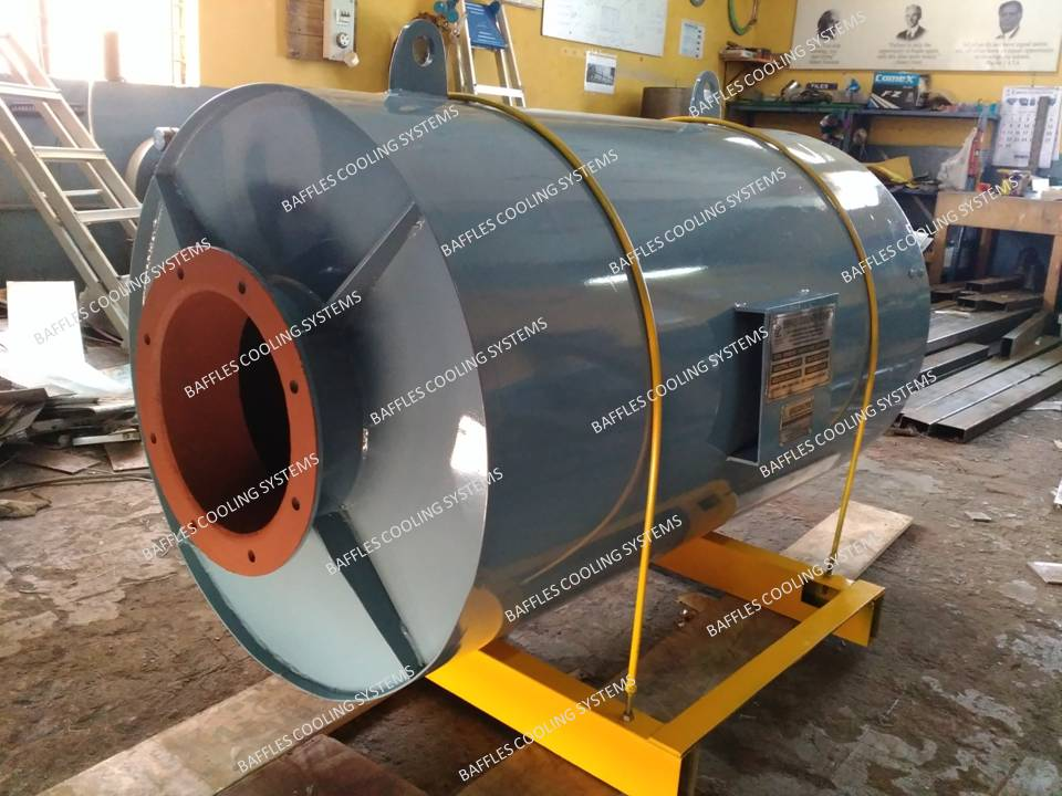 Blower Suction silencer