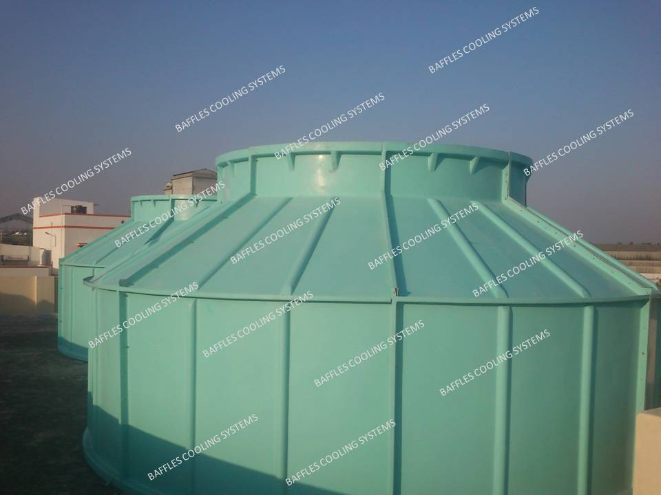 frp cooling tower india