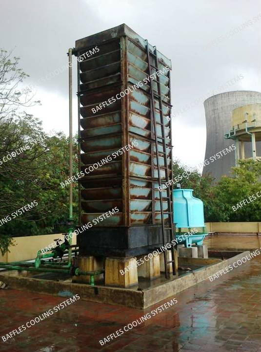 natural draft cooling tower india