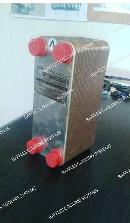 brazed heat exchanger manufacturer