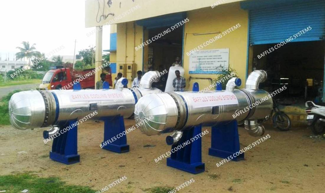shell and tube heat exchanger supplier india