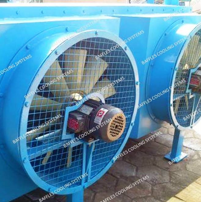 air cooled heat excahnger bcs