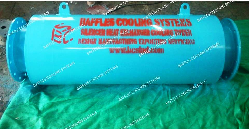compressor silencer supplier