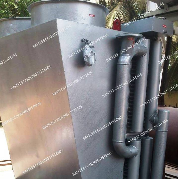 condeser cooling tower