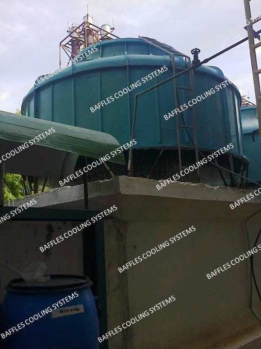 frp cooling tower supplier india