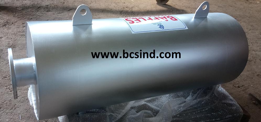 Silencer manufacturer