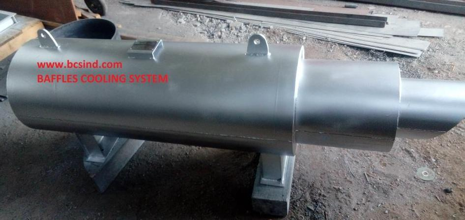 DISCHARGE SILENCER