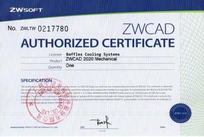 ZWCad_Lisenced_user