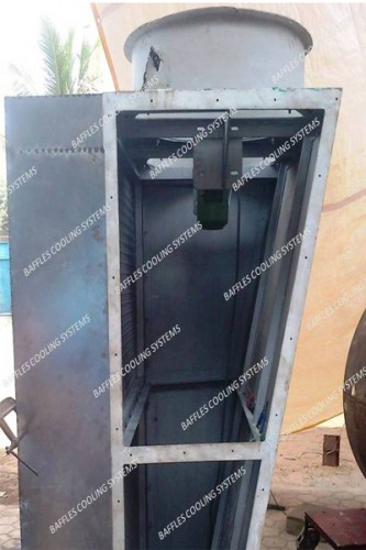 cross flow dry cooling tower1